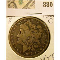 Morgan $ 1888-O  VG-F