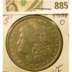 Morgan $ 1891-O  VF