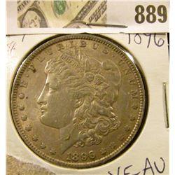 Morgan $ 1896  XF-AU