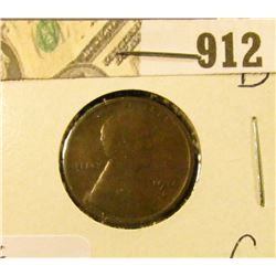 1914 D Lincoln Cent G - Key Date