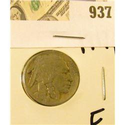 Buffalo Nickel  1917  Fine