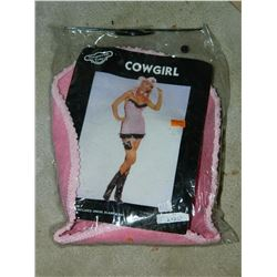 COSTUME - COW GIRL - PINK