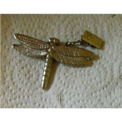 LARGE METAL BUG - DRAGON FLY WITH CLP