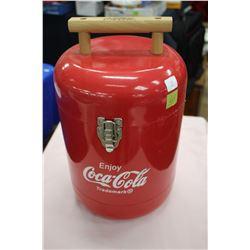 Coca Cola Insulated Cooler