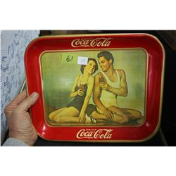 """Original Coca Cola Tray (10"""" x 12"""")"""