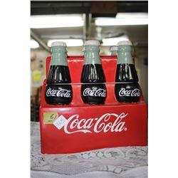 Coca Cola 6 Pack Cookie Jar