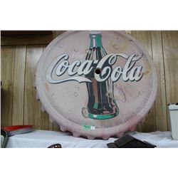 Coca Cola 'Button' Table Top