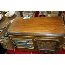 RCA Victor Co. Ltd. Tube Radio