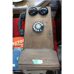 Long Wall Box Telephone