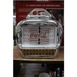 Coca Cola Cookie Jar (Juke Box Selector)