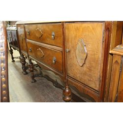 Sideboard - 6 ft. - circa 1920's