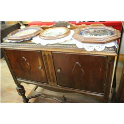 Serving Sideboard - 4 ft. - circa 1920's