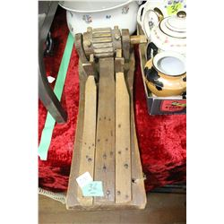 Wooden Music Maker