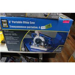 "Portable Chop Saw - 6"""