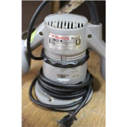 Makita Router - 48 amp.