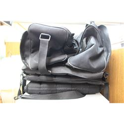 2 Tote Bags & 2 Portable Seat Cushions