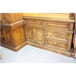 Bedroom Suite - Armoire, Dresser, 2 Night Tables, & Headboard