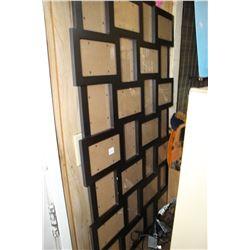Wooden Multi-Frame Picture Holder