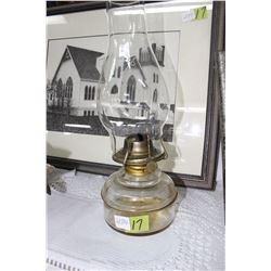 Wall Bracket Lamp (no bracket)