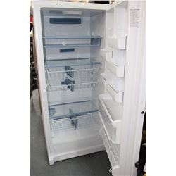 Frigidaire Full Size Upright Freezer - Very Good Condition