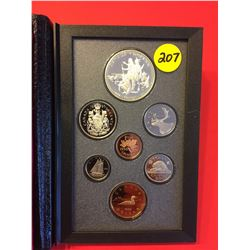 1990 Canada Double Dollar Proof Set, Henry Kelsey 300 Years