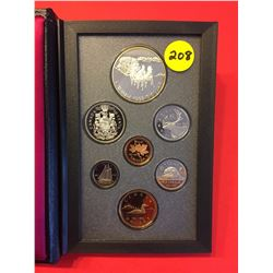 1992 Canada Double Dollar Proof Set, Stagecoach