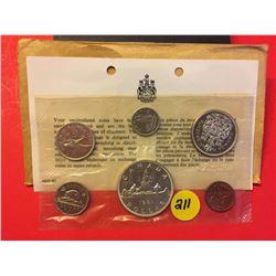 1961 Canada UNC  Set
