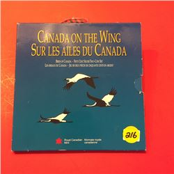 1995 Birds of Canada 50¢ St. Silver Two-Coin Set