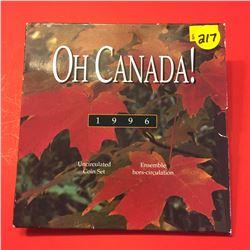 1996 OH CANADA! UNC Set