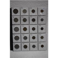 Collection of Foreign Coins (20)