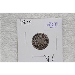 Canada Ten Cent Coin