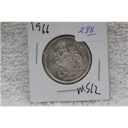 Cdn. Fifty Cent Coin (1)