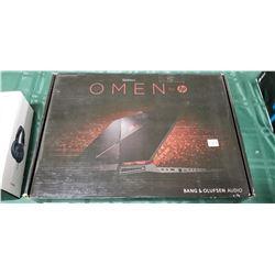 "HP Omen 17.3"" FHD Gaming Laptop (i7-7700HQ, GTX 1060, 16GB RAM, 2TB SSHD), Win10"