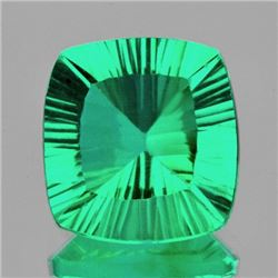 Natural Paraiba Blue Green Fluorite 30.60 Ct - FLawless
