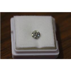 Natural Light Champagne Diamond 0.62 carats