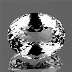 Natural Healing Colorless Quartz (Rock Crystal)22.77 Ct