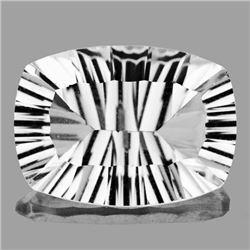 Natural Diamond White Fluorite 12.48 ct - FL