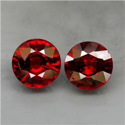 Natural Red Spessartite Garnet 2.10 Ct.