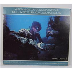 Borrell B.: Arqueologia Submarina en la Republica Dominicana