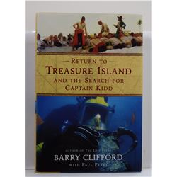 Clifford: Return to Treasure Island and the Search for Captain Kidd
