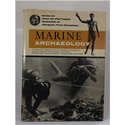 du Plat Taylor: Marine Archaeology: Developments During Sixty Years in the Mediterranean