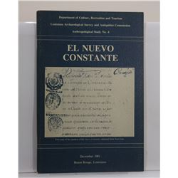 Pearson: El Nuevo Constante: Investigation of an Eighteenth Century Spanish Shipwreck off the Louisi