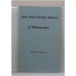 Rascoe: 1200 Treasure Books: A Bibliography