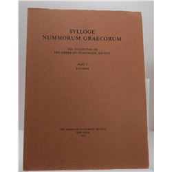 ANS: Sylloge Nummorum Graecorum - The Collection of the American Numismatic Society - Part 2 - Lucan