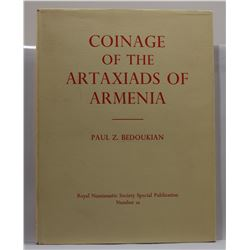 Bedoukian: Coinage of the Artaxiads of Aemenia