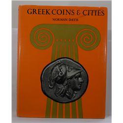 Davis: (Signed) Greek Coins & Cities
