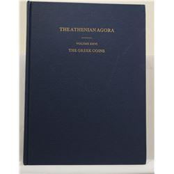 Kroll: The Athenian Agora - Volume XXVI - The Greek Coins