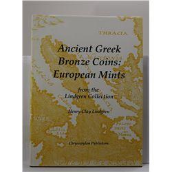 Lindgren: Ancient Greek Bronze Coins: European Mints from the Lindgren Collection