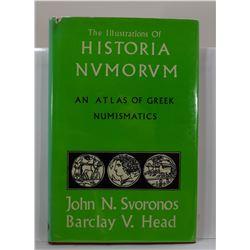 Svoronos: The Illustrations of Historia Numorum: An Atlas of Greek Numismatics