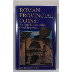 Butcher: Roman Provincial Coins: An Introduction to the Greek Imperials
